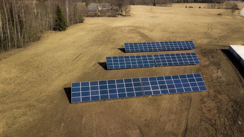 SolarElectric Päikeseelektrijaamade ehitus
